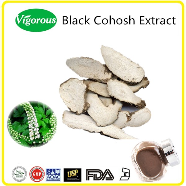 Pure Chinese Herbal Extract/Black Cohosh Extract powder 10:1