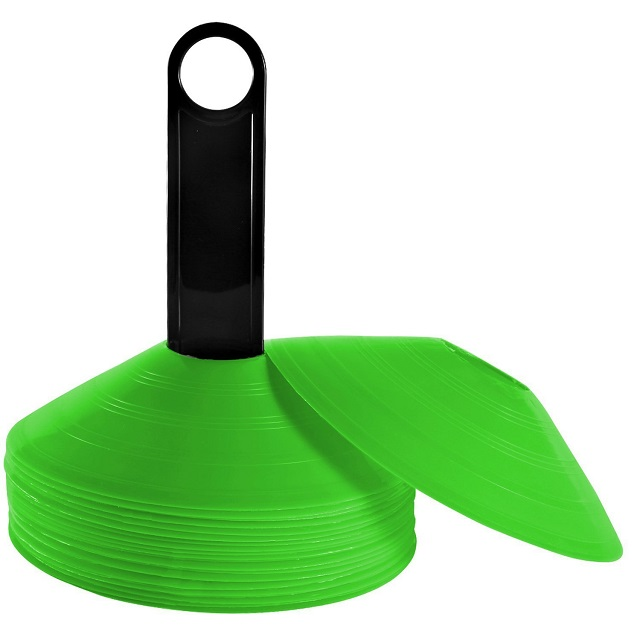 Voetbal disc football kegels Speed Training Agility Cone
