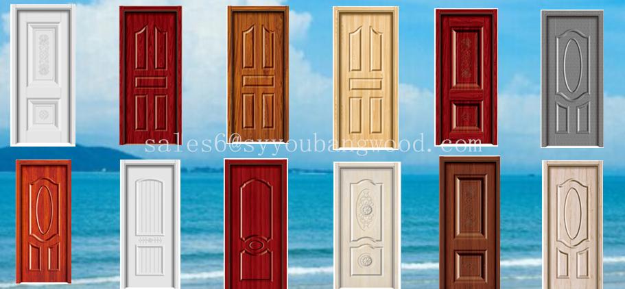 Nature color simple design indian main door designs buy for Simple main door design
