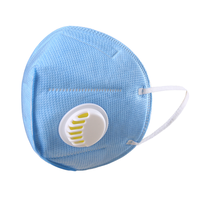 Dust protection anti dust filter mouth nose N95 Niosh face mask with valve reusable industry