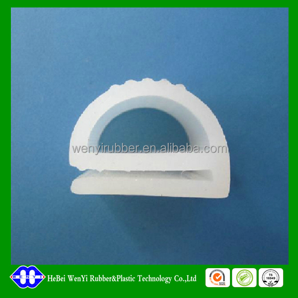 high performance oven e shape seal strip