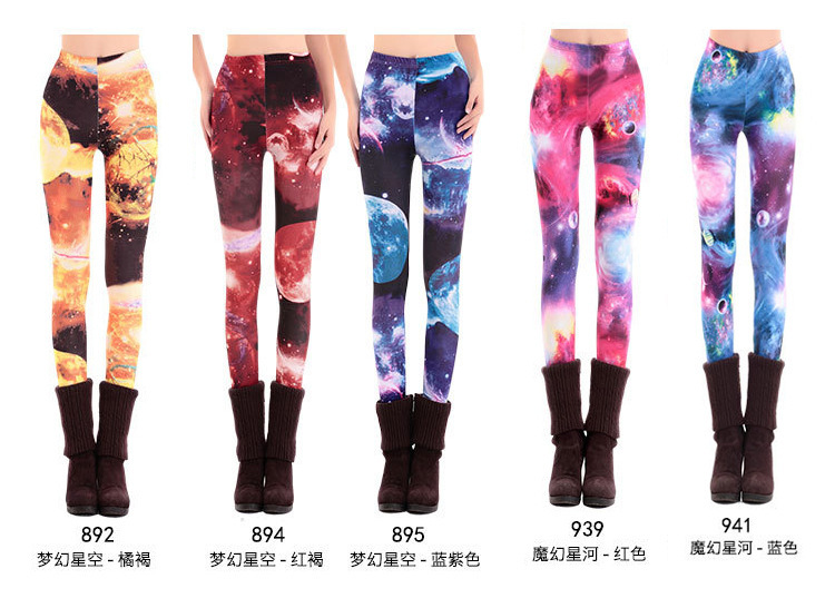 Hot Sale Dry Fit Colorful Tight Sexy Lady Jogging Pants Yoga Pants ... 98e85632d8ff