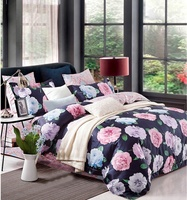 cotton bedsheets and quilt cover bedding set bed room furniture bedroom set