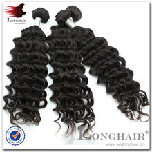 Unprocessed Human Hair Weft Weaves Harmony Hair Extensions