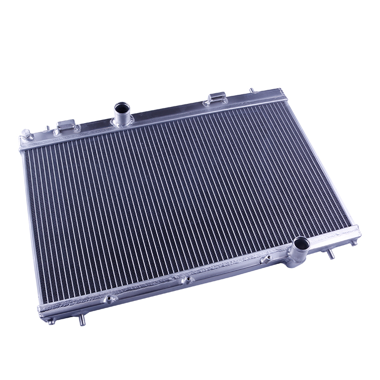 3 Rows Aluminum Radiator For 1981 1982 1983 Nissan Datsun 280ZX 2.8L