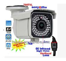 "RY-7090 Fabbrica Dei Commerci All'ingrosso 1/3 ""Sony <span class=keywords><strong>CCD</strong></span> 700TVL Infrarossi Impermeabile Di Sicurezza Cctv Box"