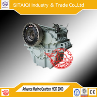 China Advance Marine Gearbox Mb242 Speed Reducer