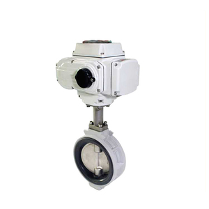 2 Inch Stainless Steel Motorized Control Butterfly Valve