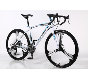 Three-knife aluminum alloy one wheel road bike/high quality road bicycle for man