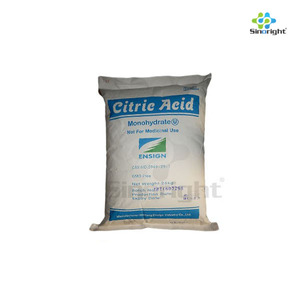 BP98/E330/BP93 CAS No 5949-29-1 Citric acid monohydrate