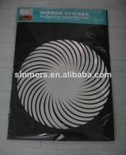 Chine Fournisseur D Adhésif Autocollants Miroir De Salle De Bains Acrylique Miroir Sticker Décoratif Miroirs Muraux Ikea