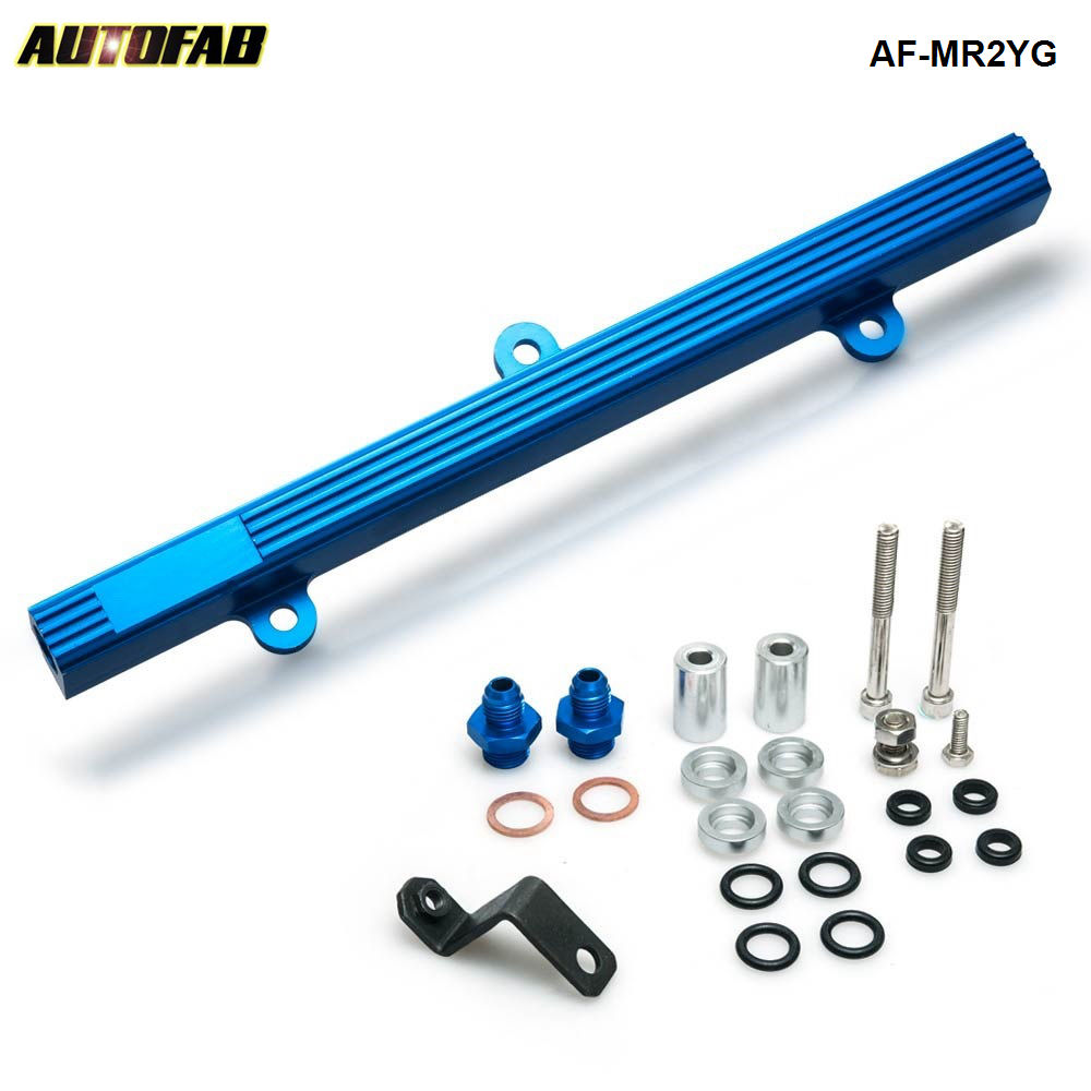 for Toyota MR2 MR-2 SW20 3S 3SGTE Performance Injection Injector Fuel Rail