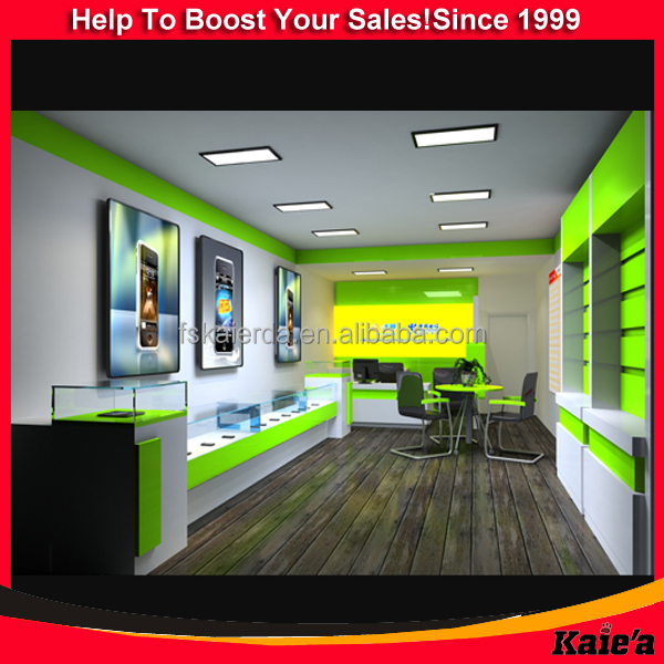 New Designed Computer Shop Interior Design And Store Interior ...
