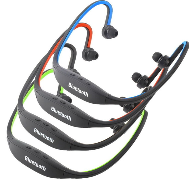 Hot selling back neck sports bluetooth headphone S9