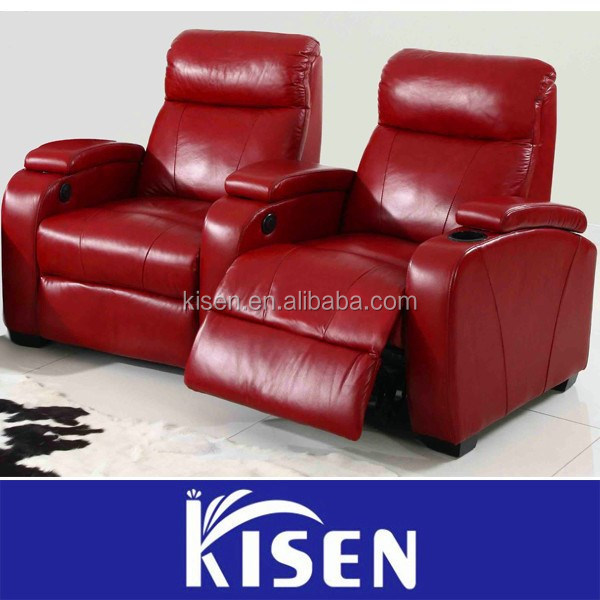 modern sectional leather electric recliner antique royal sofa