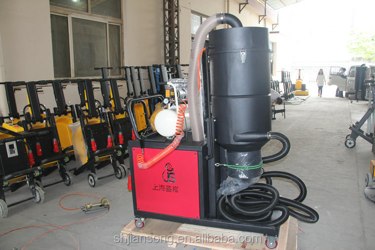V2 Industrial Dust Collector Vacuum Cleaner For Concrete Floor ...