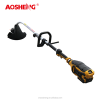 48v Lithium battery electric brush cutter for garden tools