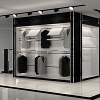 manufacturing Single Temperature clothes range display