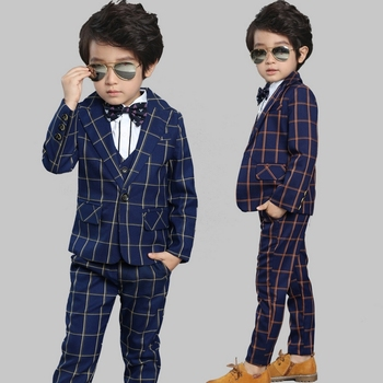 Children Groom Wedding Suits Boys Suits Kids Suits - Buy Kids Suits ...