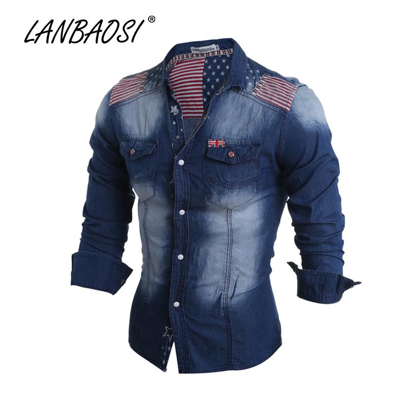Jeans Camisa De Los Hombres - Compra lotes baratos de
