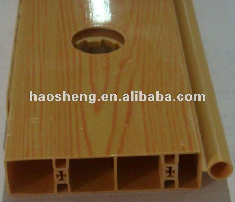 PVC Profile For Windows And Doors ZW100002-06
