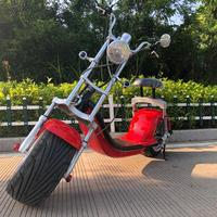 Chinese High Quality 60V 2000w Electric Motorcycle For Adult