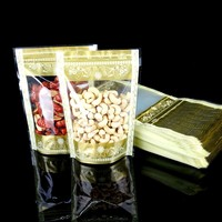 vitamin d rich powder food packaging/stand up pouch zipper bag