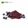 Organic Dried Fruit Powder Freeze-dried Blueberry Powder