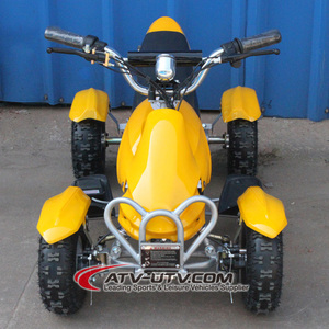 Chinese Electric Mini Quad ATV With Disc Braking System