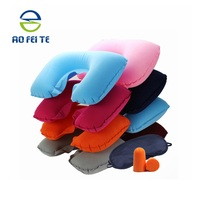 New 2018 health Anti-Static neck support travel pillow