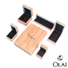 custom wooden packaging set, high quality wood jewelry boxes wholesale,lacquer wooden jewelry gift box