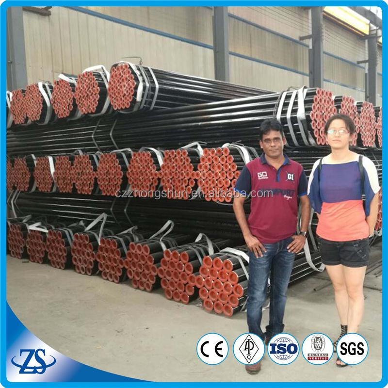 "nps 2"""" sch40 best price carbon steel seamless pipe carbon seemless steel pipe with chemical fertilizer steel pipe"