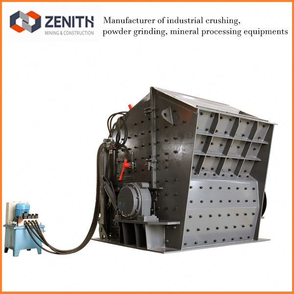 High capacity coal mining crushing machine profile, coal mining crusher