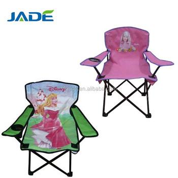 Cartoon Children Camping Chair Beach Comfortable Folding Kids