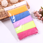 microfibre car cleaning cloth household kitchen cleaning cloth absorbent