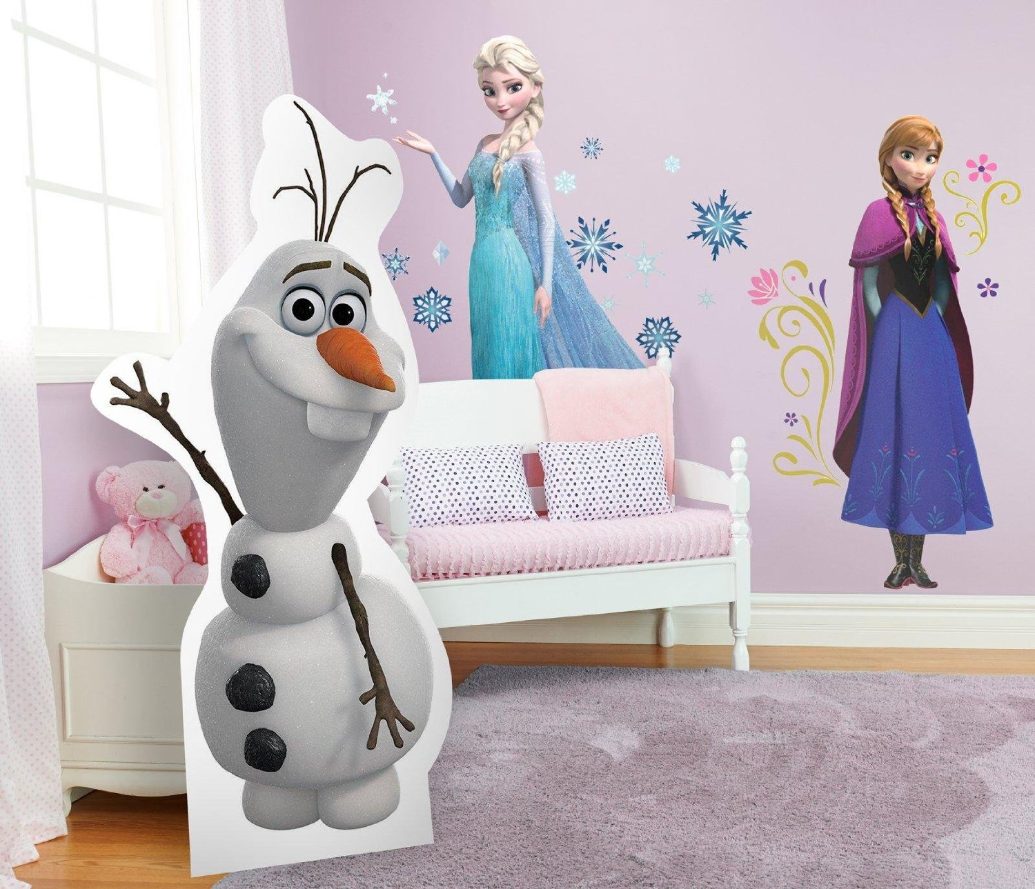 Disney Frozen Wall Decal Combo Kit