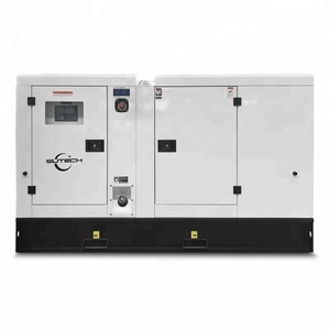 60hz 65kva generator with silent canopy 50kw Yangdong noiseproof generator price