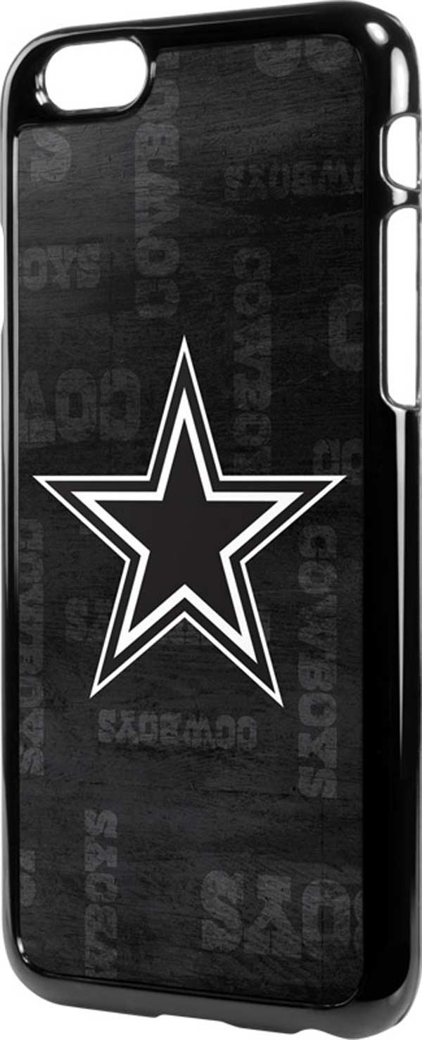 NFL Dallas Cowboys iPhone 6/6s LeNu Case - Dallas Cowboys Black & White Lenu Case For Your iPhone 6/6s