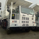 Heavy load mining truck mine load dump truck HOWO 50tons tipper truck for mining