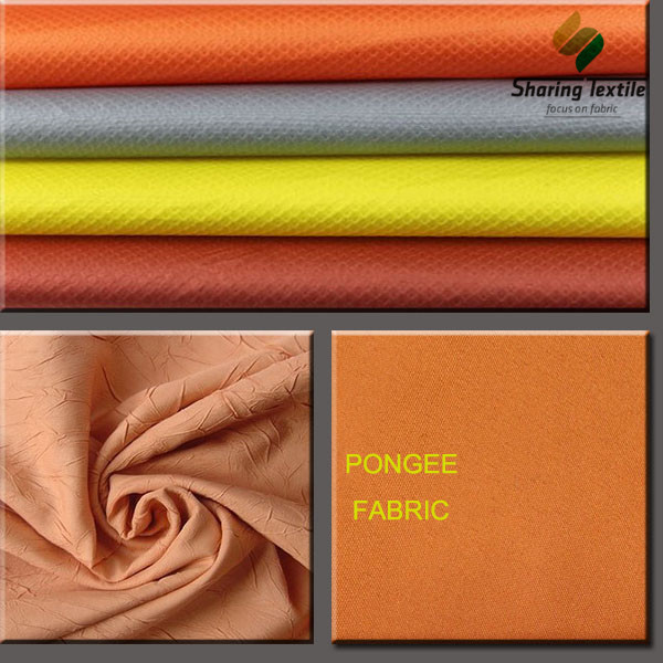 230T Pongee Fabric/230T Poly Pongee Fabric/230T Dewspo Fabric