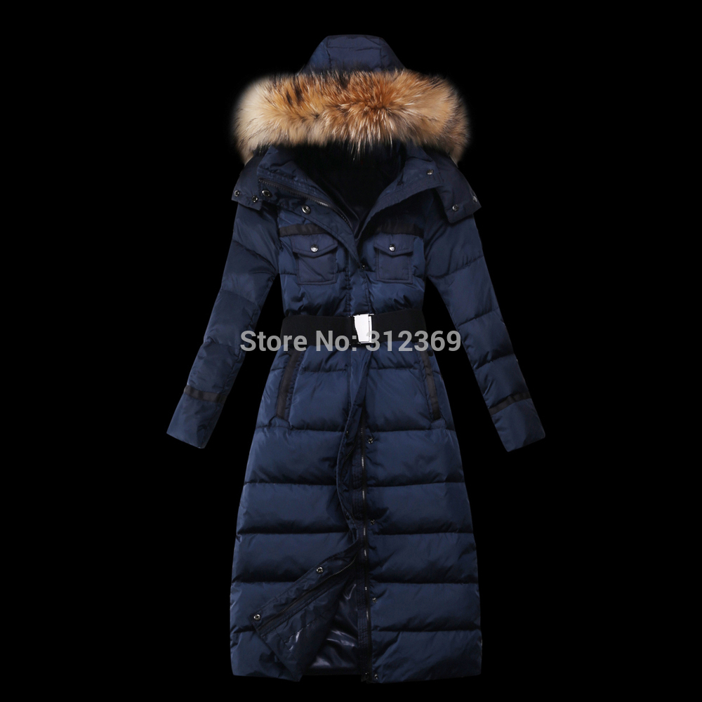 Ladies Long Hooded Winter Coats Fashion Women S Coat 2017
