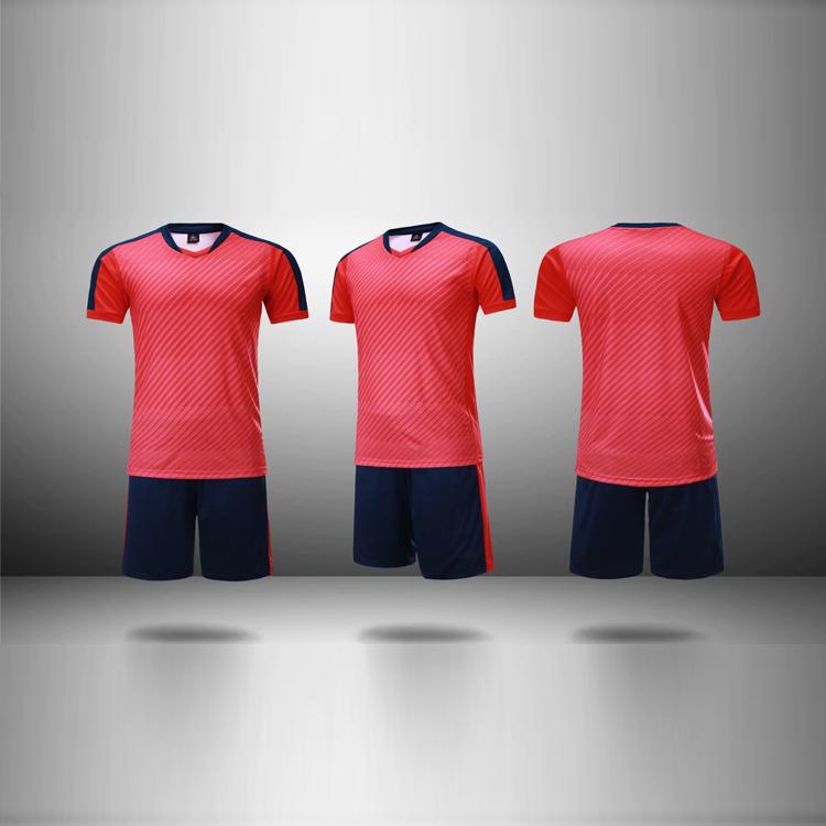 Cheap custom football shirt maker soccer jersey