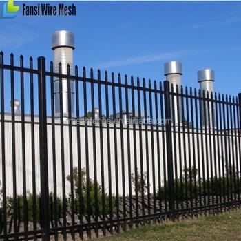 Fixable U0026 Anti Rust Aluminum Cast Iron Fence Parts/ Holland Garden Fencing /Villa