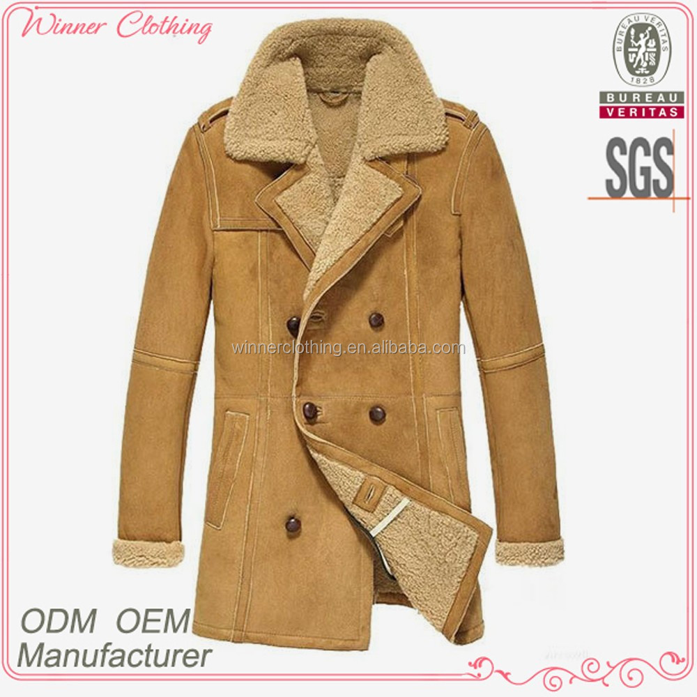 2018 custom made China factory high quality european fashion cheap mens designer winter coats men's coat