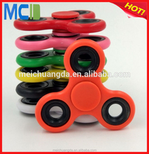 2017 newest hot High quality 608 bearing anti stress bulk fidget toy hand spinner wholesale