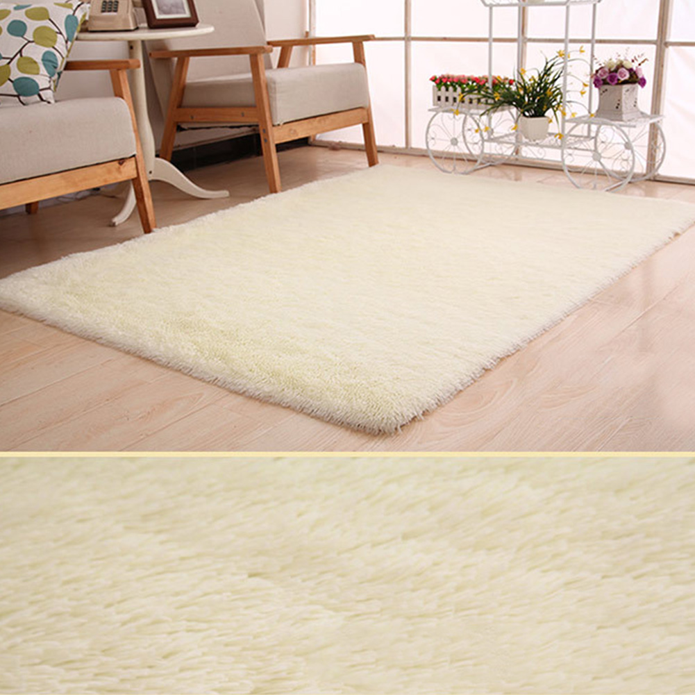 60 90 Cm Soft Fluffy Rugs Anti Skid Shaggy Area Rug Dining: Popular Plush Carpet Colors-Buy Cheap Plush Carpet Colors