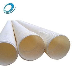 Sale standard specification insulation diameter pvc corrugated electrical conduit pipe price per meter