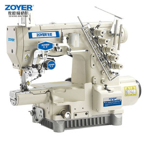 Factory Elastic 500-01Da Sewing 6200 Flat-Seamer Machine