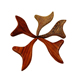 Best wooden triangle massager tools for reflexology foot and hand