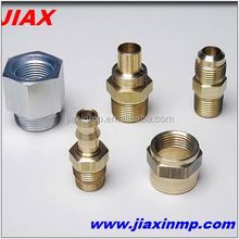 China manufacture brass cnc machining/ hot forging brass parts